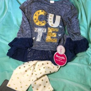 Little girls CUTE outfit